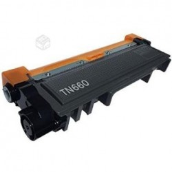 Toner compatible Brother TN-2370 / TN-660